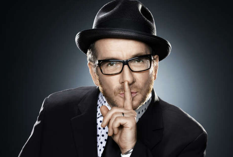 Elvis Costello hosts the Sundance Channel series Spectacle.  The program premieres Wednesday. Photo: AP | Sundance Channel