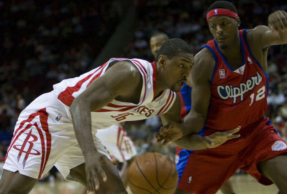 Rockets forward Ron Artest is expected to miss the rematch with the Clippers this weekend. Photo: James Nielsen, Houston Chronicle