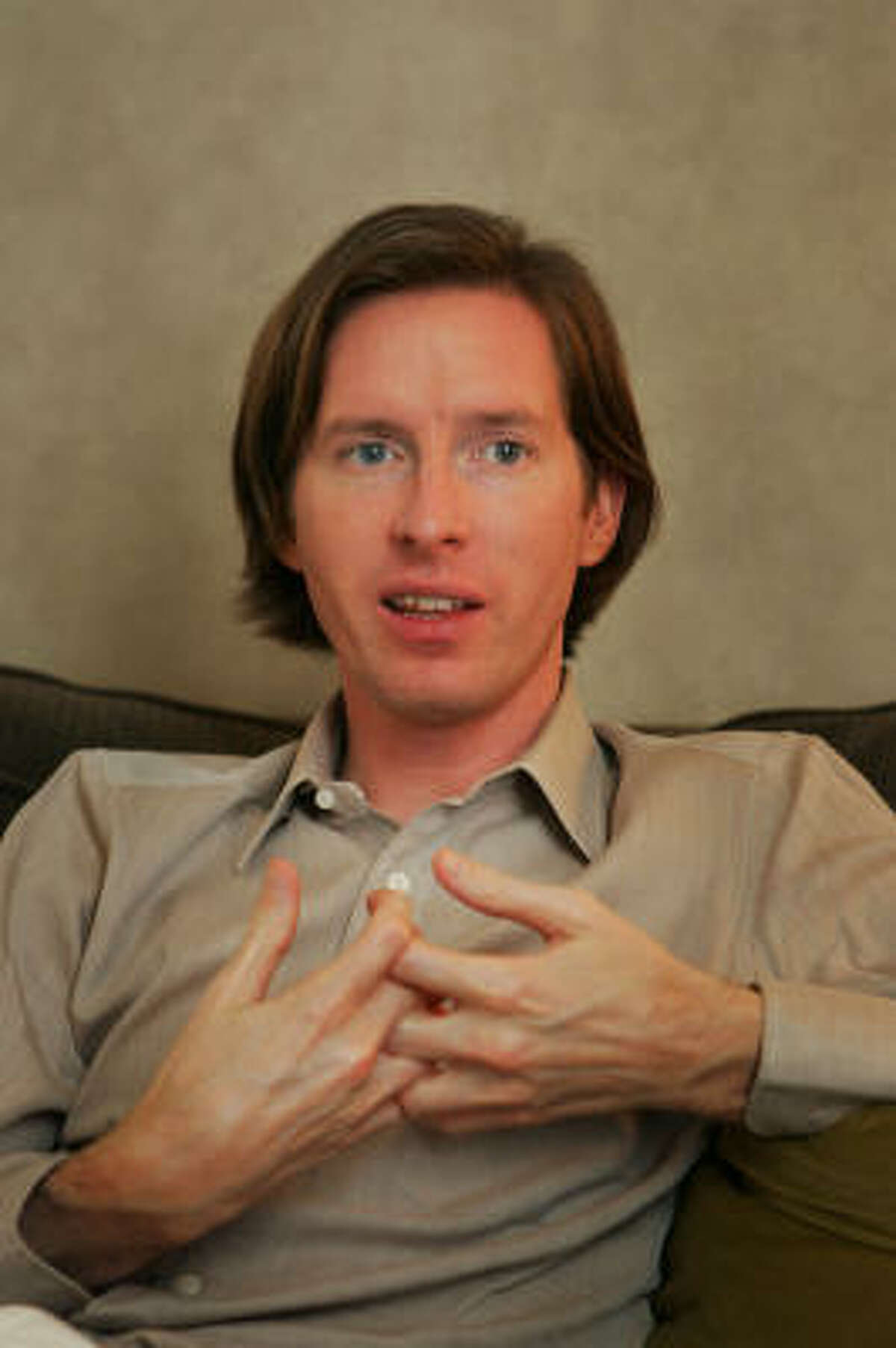 Wes Anderson is the director of The Darjeeling Limited.