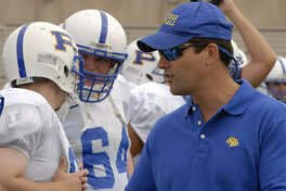 EVERYDAY DRAMA:There is as much drama off the field in Friday Night Lights as on it. But coach Eric Taylor (Kyle Chandler) has always been part of the show's stable emotional center.