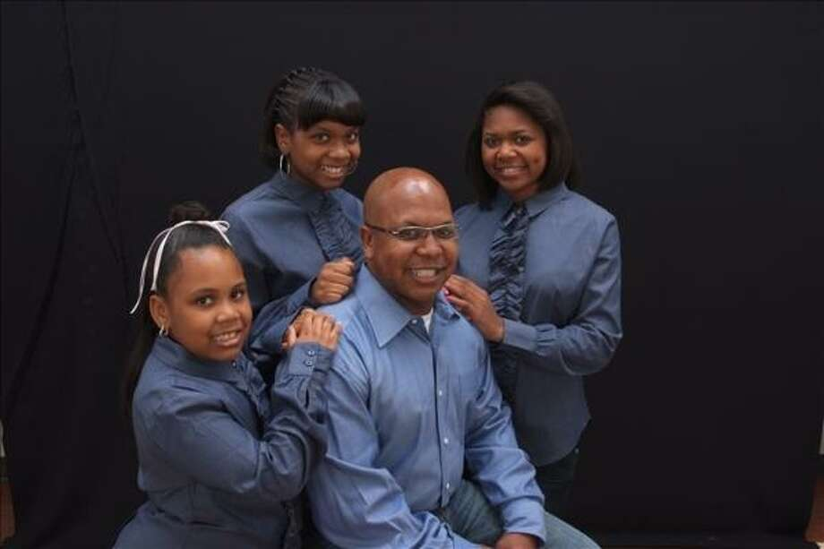 "My husband's name is Mike Norwood and he is the best dad on the planet to my 3 girls Tyonte 18, Valencia 14 and Mia 10. When not serving the city of Houston as a Houston Firefighter and paramedic, he is attending Cheerleading camps, Band camps, football  games, and tons of other stuff that having three kids bring. And let's not forget the ""honey do "" list that I give him on the regular! He single handedly did all of the leg work of getting our daughter accepted into UTSA this summer (woo hoo!) all while holding down 3 jobs for our family (he's a workaholic). If there is anything that anyone needs, friend or family, he takes care of it or finds out who can if he can't without a 2nd thought. We love this man to death and we would be lost without his leadership and love. He is a true man of God, and my best friend. And even if he does not win the contest, all of Houston deserves to know what a GREAT husband, brother, friend and FATHER he is. Thanks for your consideration!!!!"