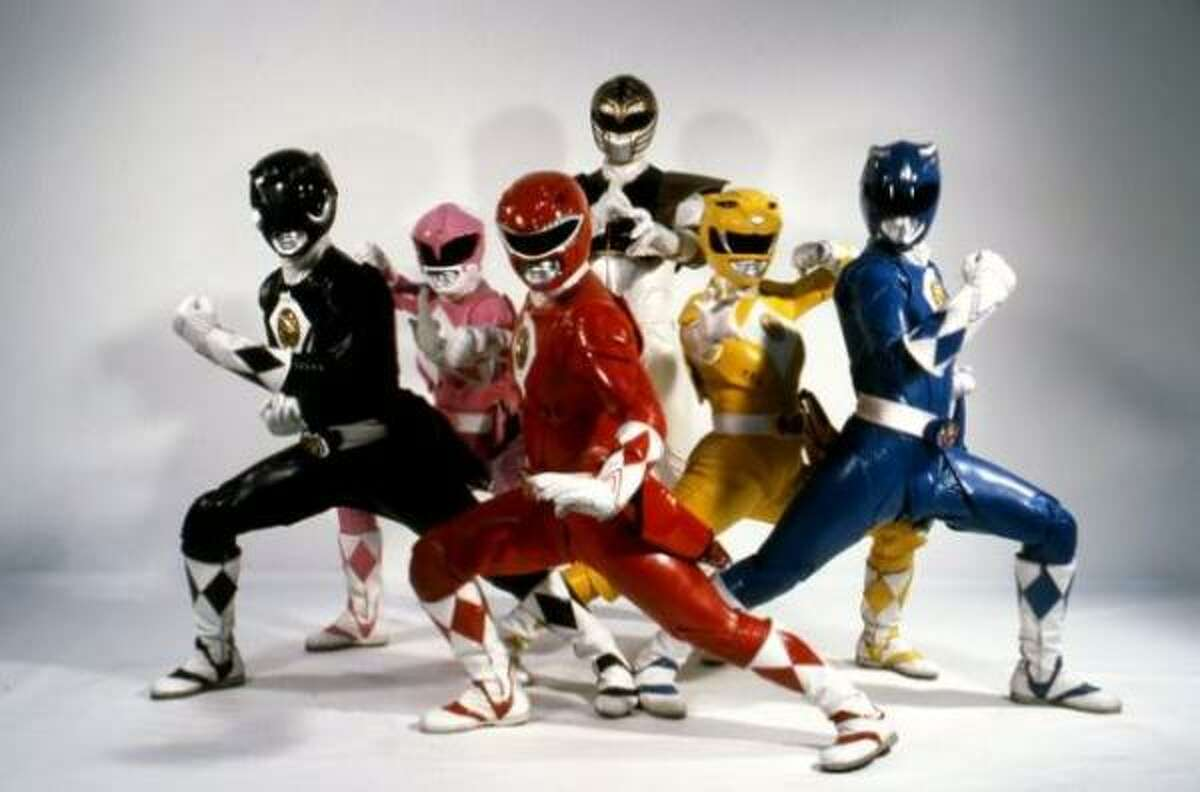 Though it seems like yesterday, 'Mighty Morphin Power Rangers' debuted on TV 20 years ago, on Aug. 28, 1993. Feeling old yet? Here's a look at some other popular TV shows of the time. 'Go Go Power Rangers!'