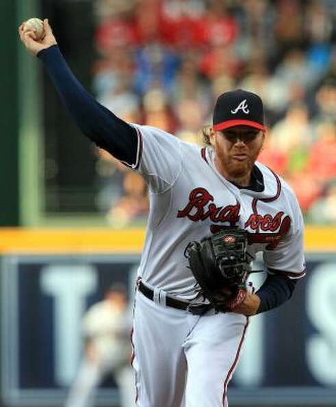 May 16: Braves 3, Astros 2     Tommy Hanson brings the fire in the first