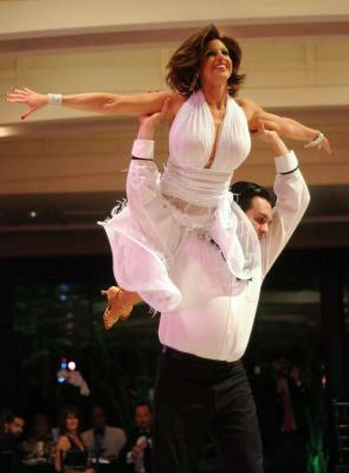 Dancing With The Houston Stars Houston Chronicle