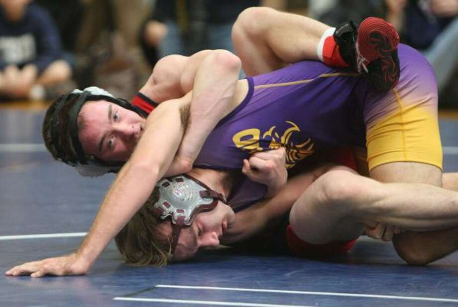 Walt MayfieldKinkaid -- Weight Class: 160NOT PICTUREDCasey CowanKinkaid -- Weight Class: 112 Photo: Thomas Nguyen, For The Chronicle