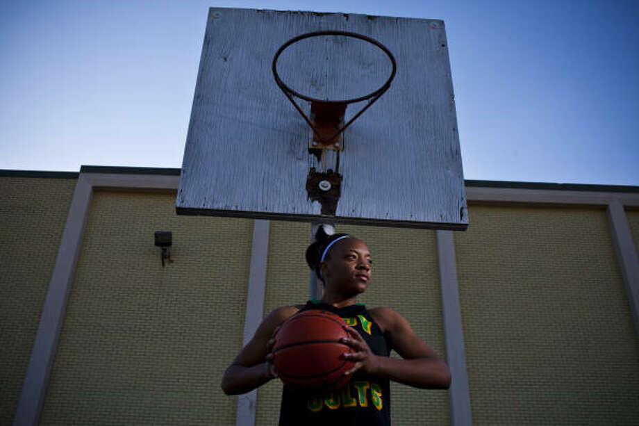 Jenzel Nash Sr., Worthing, guard  Photo: Eric Kayne, For The Chronicle