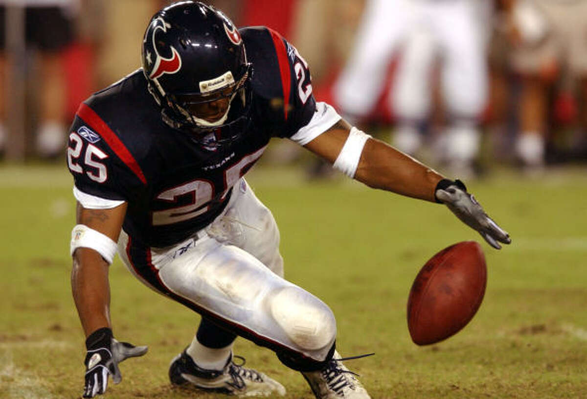 75. Tony Hollings - RB, 2003, Round 2, supplemental pick