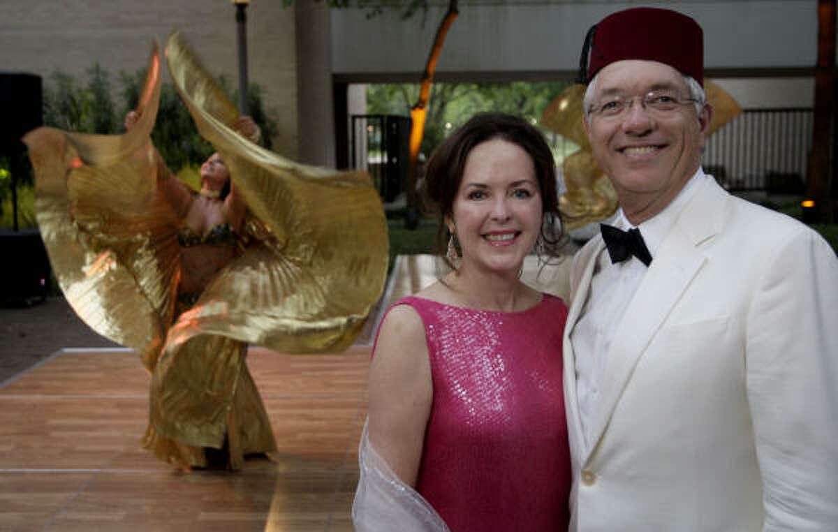 Karen and Scott Rozzell
