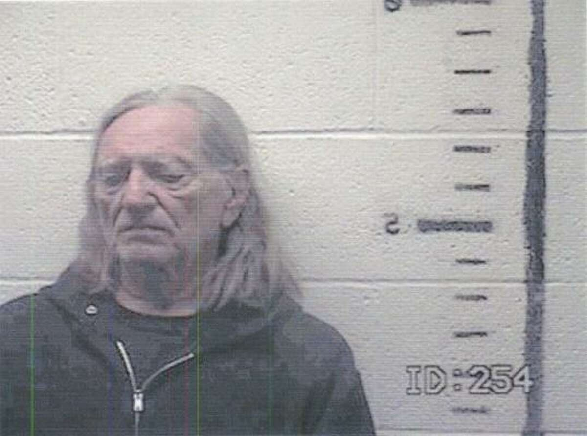 Willie Nelson The Red-Headed Stranger is no stranger to getting caught with marijuana. Border patrol agents allegedly found 6 ounces of pot on his tour bus in November.