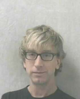 In a bizarre report, Andy Dick was charged with 2 counts of felony sexual abuse after he allegedly grabbed the crotch of a bouncer at a club, and kissed and groped a club patron. Photo: Handout