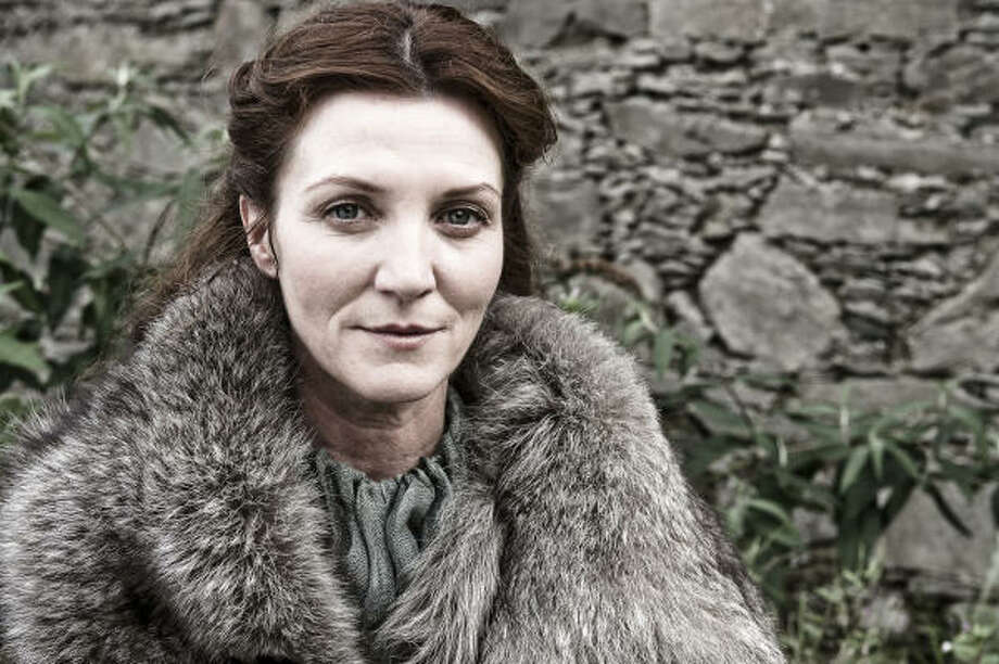 Lady Catelyn Stark (Michelle Fairley): Long a source of strength among the Starks, she causes severe troubles for Robb by releasing Jaime. This season will see her return to her family's land, Riverrun Photo: HBO