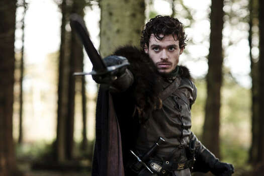 Robb Stark, as played by Richard Madden. Photo: HBO