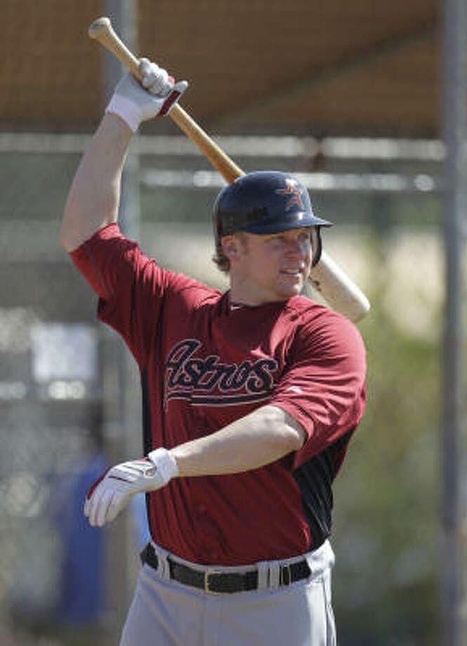 OUTFIELDERSOF Jason MichaelsNo.: 4Age: 34Bats/Throws: Right/RightHt./wt.: 6-0/210How acquired: Signed as a free agent, December 20082010 stats: 106 G, .253 BA, .310 OBP, .468 SLG, 8 HR, 26 RBIWhat he brings: Michaels will be the first bat off the bench whether against lefties or righties and an occasional defensive replacement or even a starter. If properly exposed, he can be a big asset. Photo: Karen Warren, Chronicle