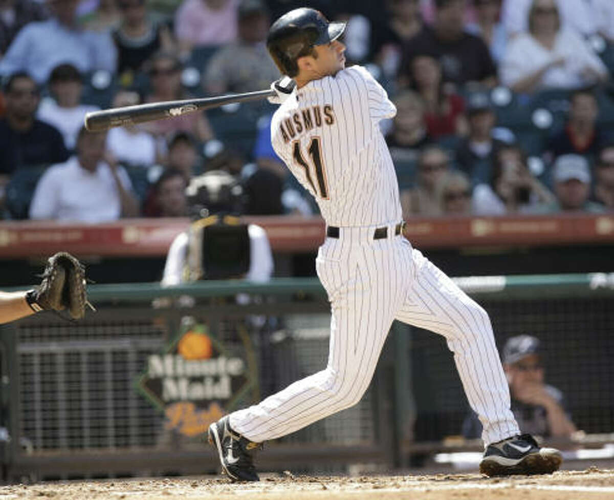 C Brad Ausmus / Free agency after 2008 / Padres special assistant to the GM