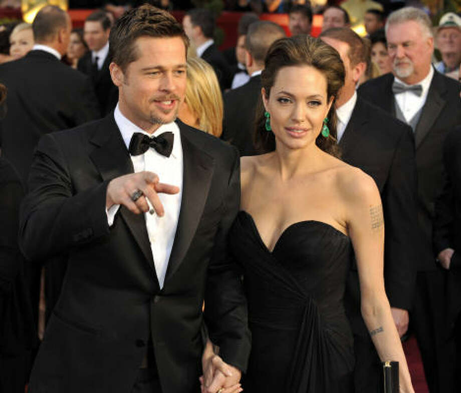 Hasn't been written, but totally should be… Brad Pitt and Angelina Jolie: How to Tell Your kids They're Adopted Photo: LEONARD ORTIZ, MCT