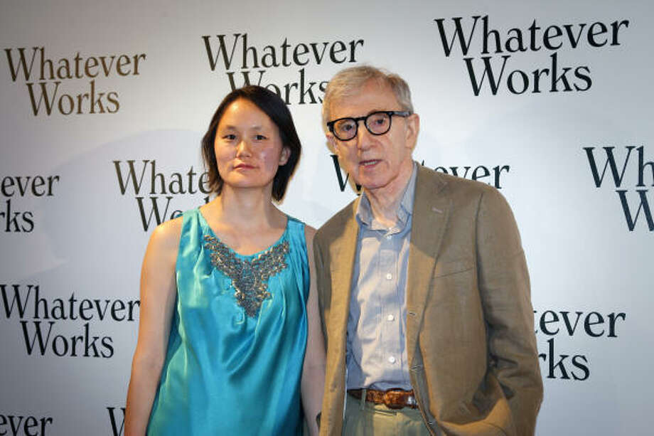 Hasn't been written, but totally should be… Woody Allen: How to Adopt the Perfect Wife Photo: PATRICK KOVARIK, AFP/Getty Images