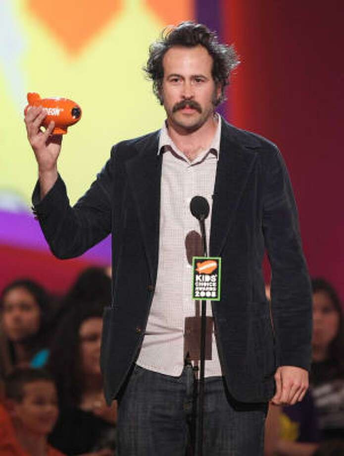 Hasn't been written, but totally should be… Jason Lee: How to Name the Baby Photo: Kevin Winter, Getty Images For Nickelodeon