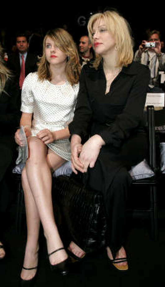 Hasn't been written, but totally should be… Courtney Love: Twitter for Parenting  Photo: KEVORK DJANSEZIAN, AP
