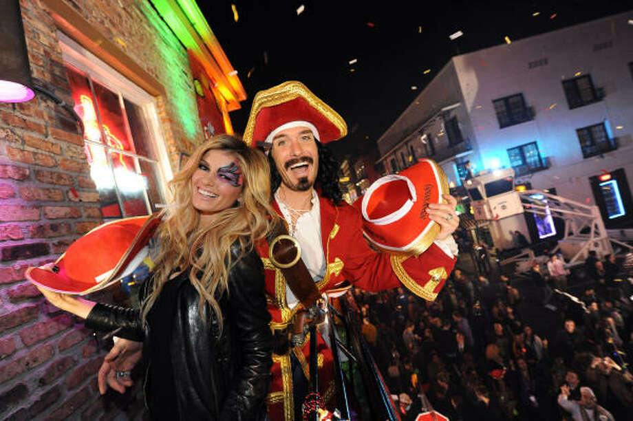 "Bourbon Street will be packed with Houstonians this summer, according to a new study. >>Click to see Lonely Planet's list of best ""value travel"" deals for 2017. Photo: CHERYL GERBER, AP IMAGES FOR CAPTAIN MORGAN"