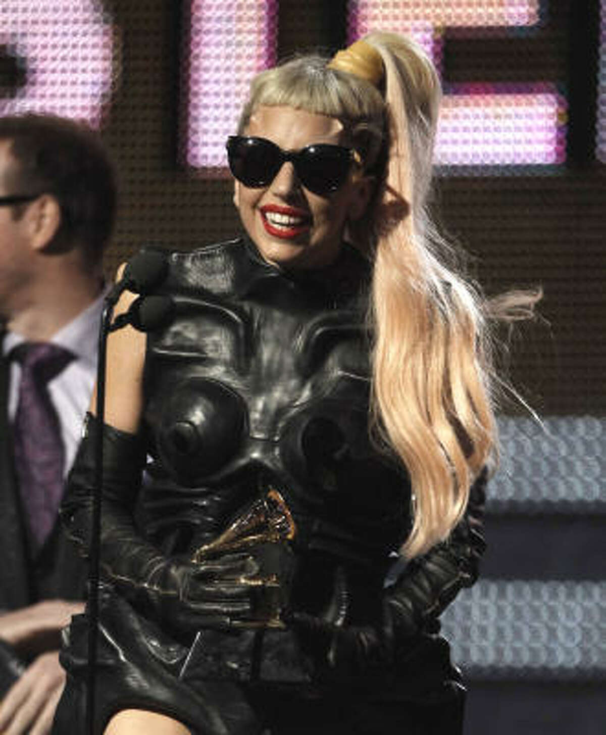Lady Gaga Best Female Pop Vocal Performance, Best Pop Vocal Album, Best Short Form Music Video