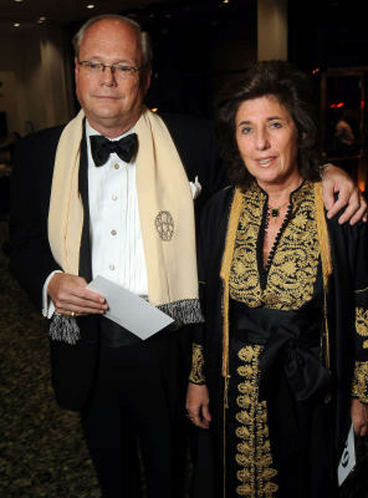 Alexandra and Glen Von Hartz