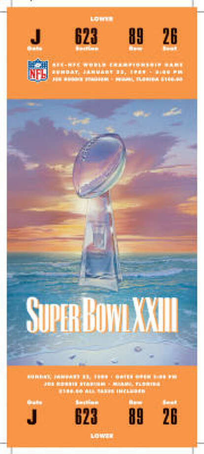 Super Bowl XXIII 