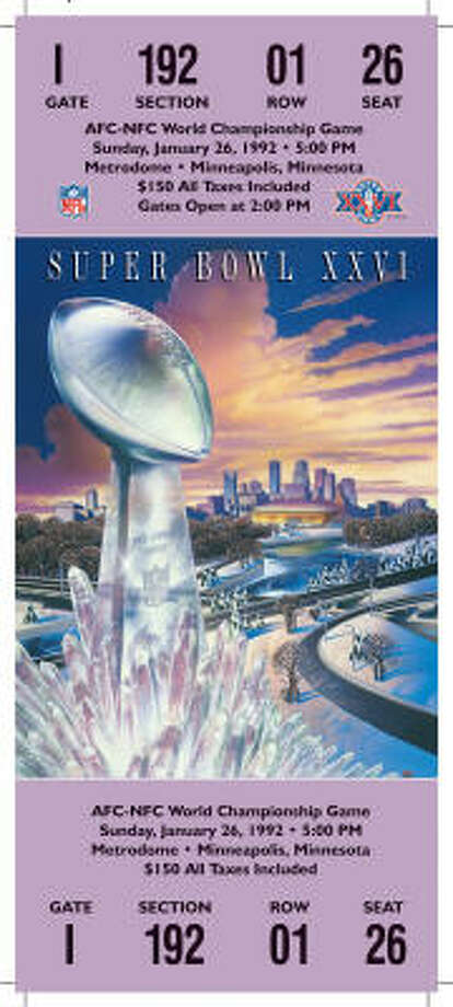 Super Bowl XXVIDate:Jan. 26, 1992 