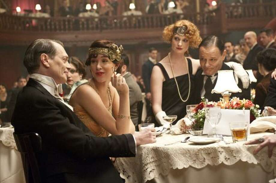 Nominee for Best TV series - Drama Boardwalk Empire Photo: Abbot Genser