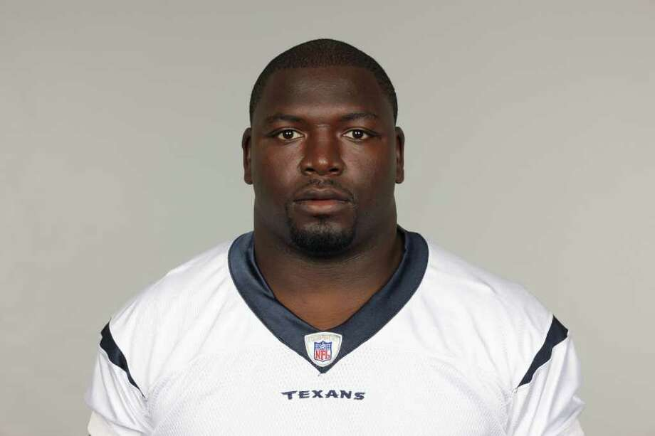 This is a 2010 photo of Vonta Leach of the Houston Texans NFL football team. This image reflects the Houston Texans active roster as of Thursday, June 24, 2010. (AP Photo) Photo: Anonymous / NFLPV AP