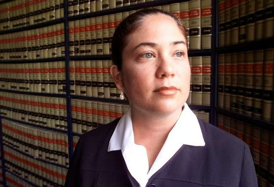 Nina Perales, vice president of litigation at the Mexican American Legal Defense and Educational Fund. Photo: Archivo