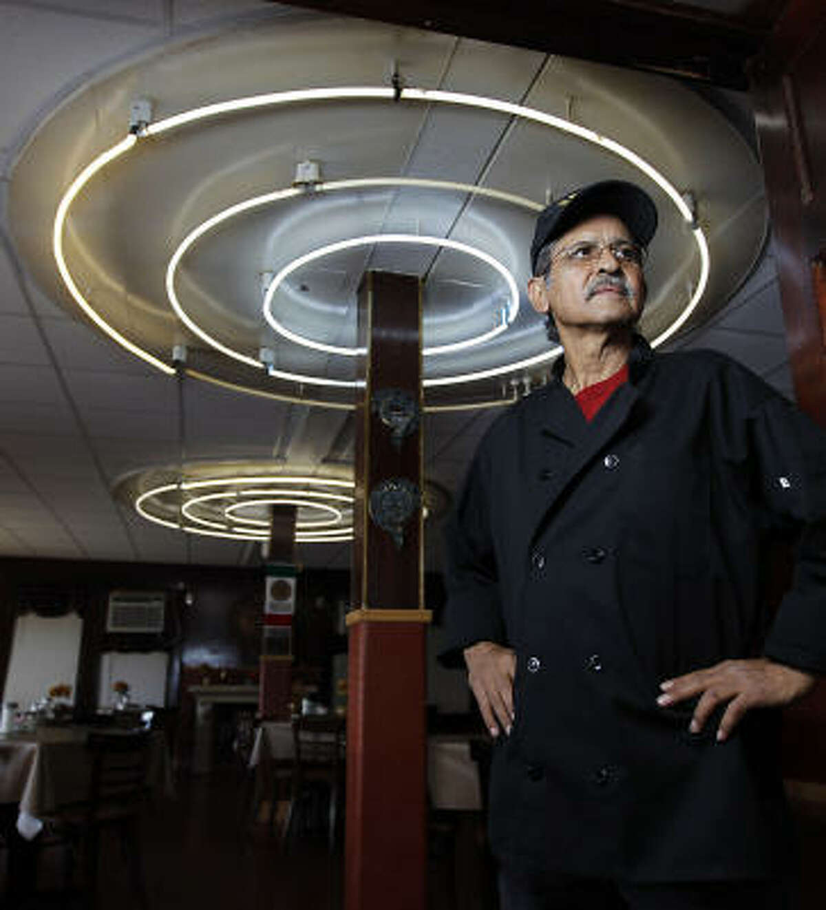Pete Quintanilla, owner of the Taco House Restaurant , is owner of one of 140 businesses in Galveston on a list for a disaster assistance loan that is just getting under way 30 months after Hurricane Ike. Quintanilla is barely keeping the restaurant afloat.