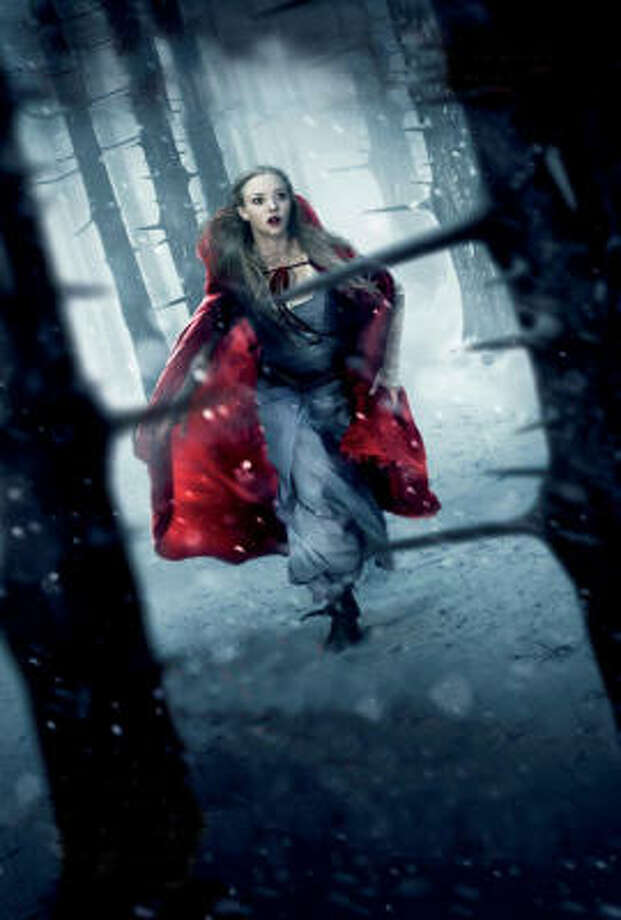 Amanda Seyfried stars in Red Riding Hood. Photo: Warner Bros. Pictures