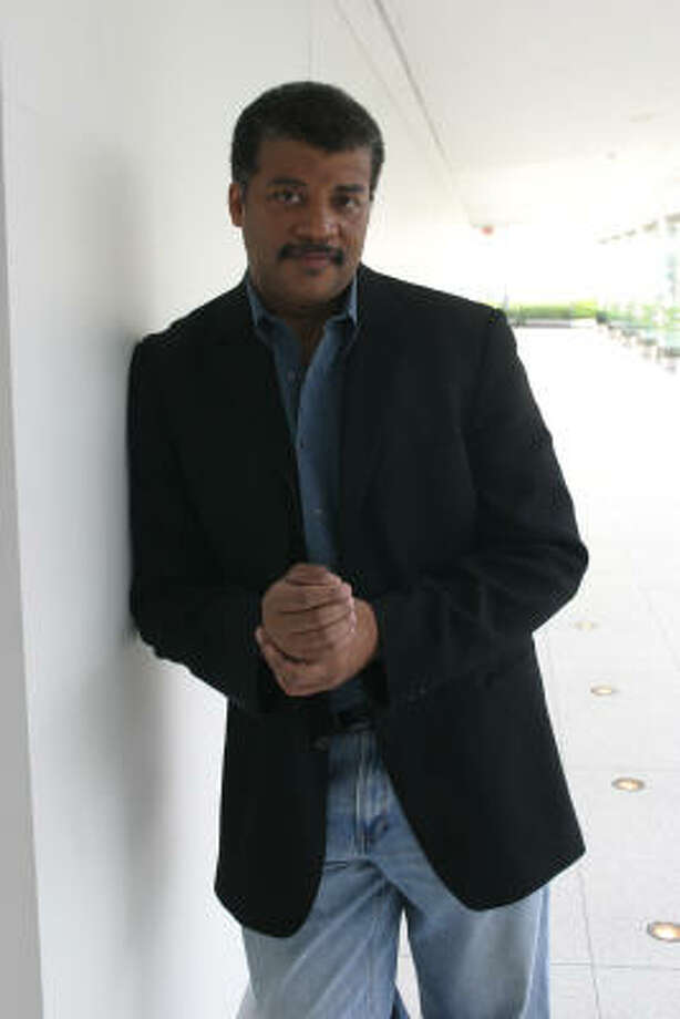 Neil deGrasse Tyson is host of Nova Science Now. Photo: ALL