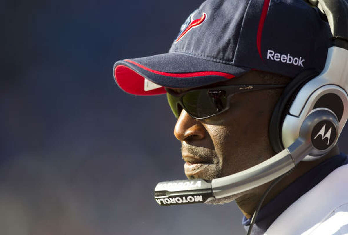 Frank Bush is out after his second season as defensive coordinator. The defense struggled all year with major injuries and inexperience in the secondary.