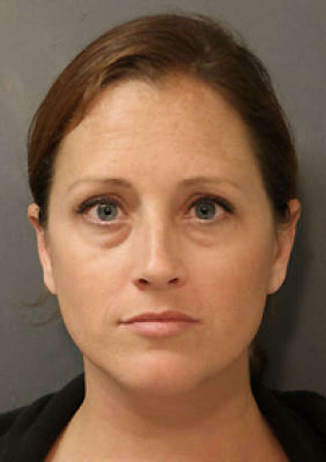 Nikki Araguz's booking mug Photo: HCSO