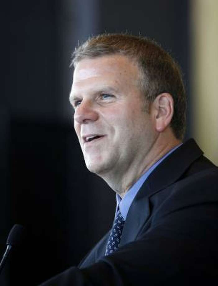 Tilman Fertitta says Landry's considers potential acquisitions every day. Photo: Craig Hartley :, For The Chronicle