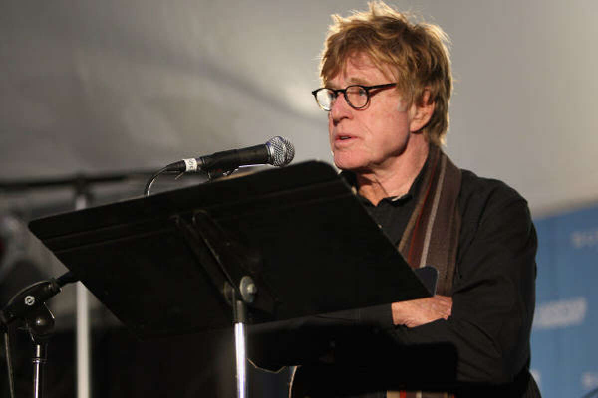 Actor Robert Redford, the leading player in Sundance Cinemas, has been a supporter of independent films.
