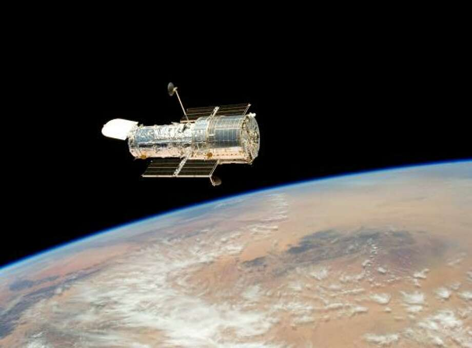 The Hubble Space Telescope Photo: NASA; ESA; HUBBLESITE.ORG