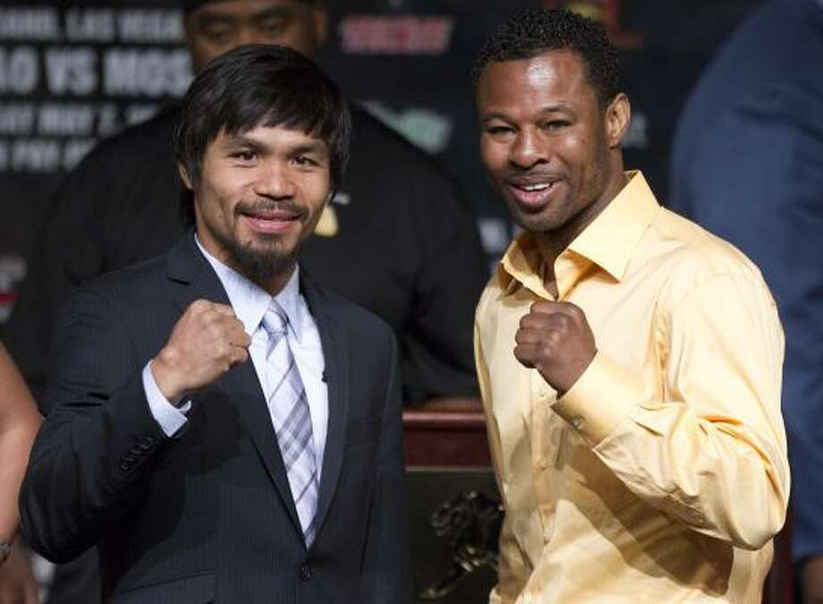 Bob Arum said he convinced executives at CBS and Showtime to help promote the Pacquiao-Mosley fight. Photo: Julie Jacobson, Associated Press