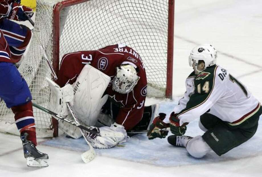 More than 6,000 fans witnessed Jon DiSalvatore's series-clinching goal at Toyota Center. Photo: Cody Duty, Chronicle