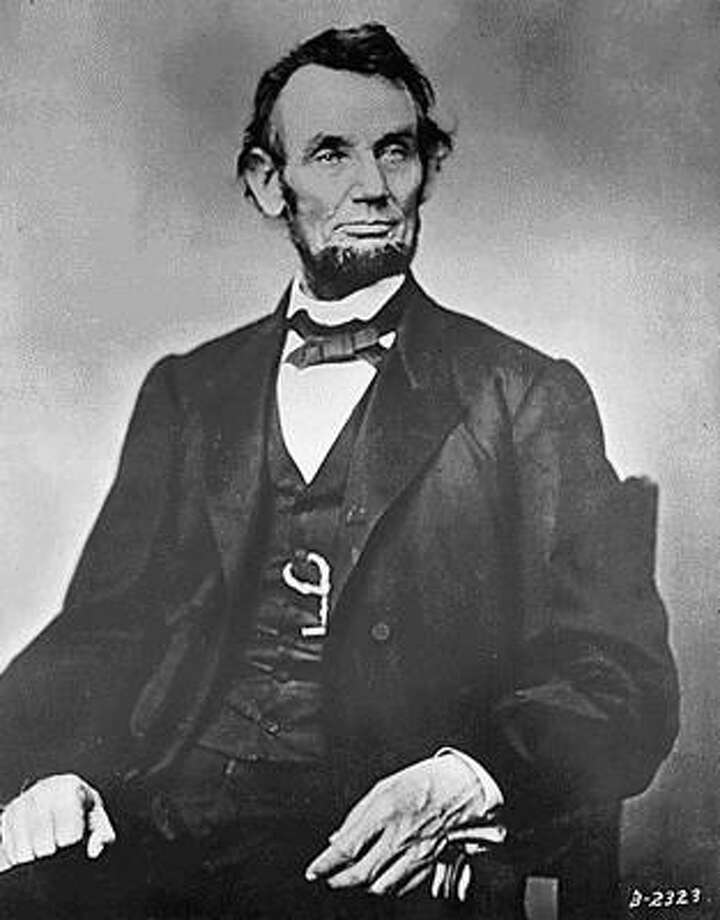 Abraham Lincoln's faith has long been an elusive topic for historians. He was never baptized, did not join a church and usually did not discuss his beliefs. Photo: AFP | GETTY IMAGES