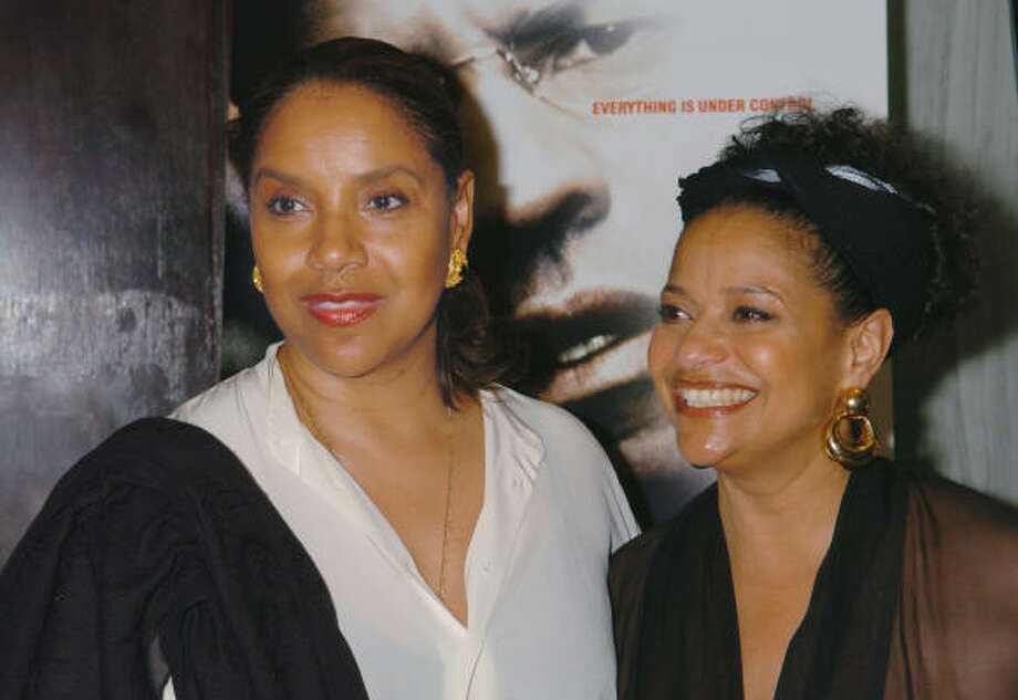 Actress Phylicia Rashad, left, and sister Debbie Allen Photo: LOUIS LANZANO, Associated Press