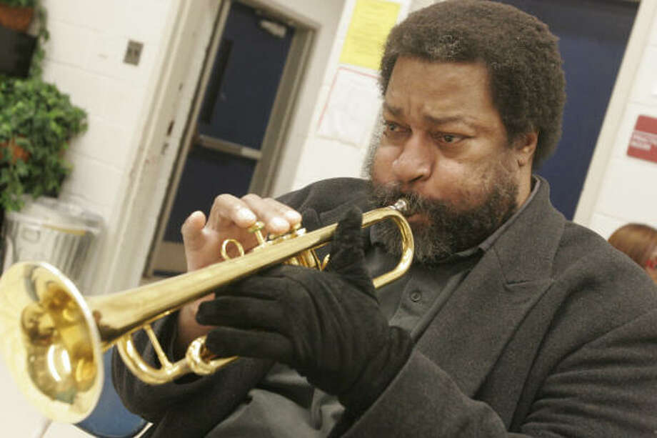Barrie Hall Jr. attended Worthing High School and Texas Southern University. Photo: Bill Olive, Chronicle