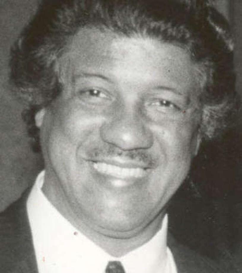 Judson W. Robinson Jr. served twice as mayor pro tem. Photo: Richard Carson, Chronicle