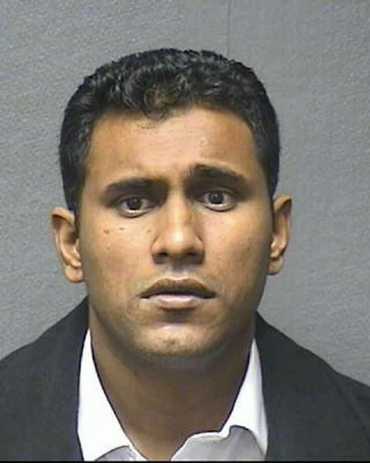 Officer Abraham Joseph was indicted on Thursday. Photo: HPD