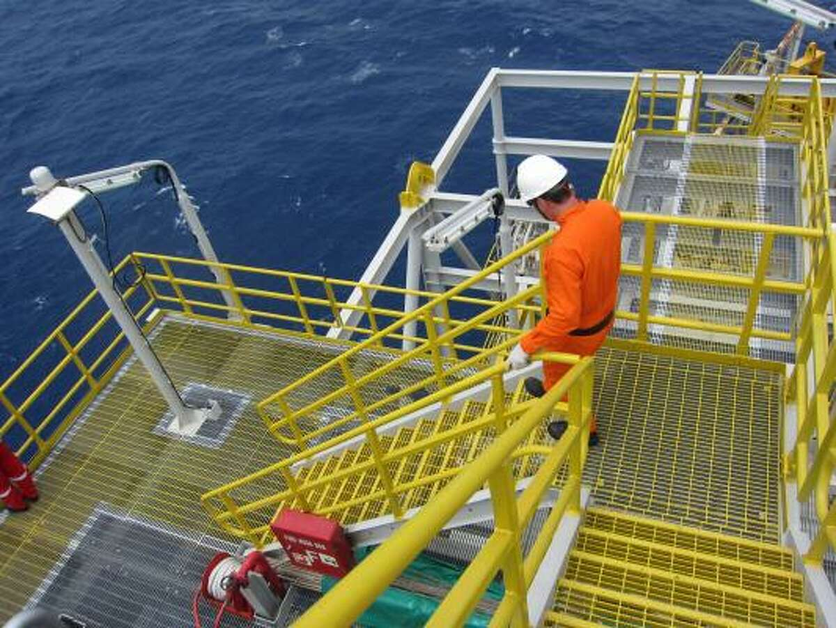 Humberto Americano Romanus, a senior engineer with Brazil's state-controlled oil company Petrobras, oversees production in the Lula field. The deep-water ramp-up effort centers on the Cidade de Angra Dos Reis, a massive production vessel anchored nearly 200 miles off the coast from Rio de Janeiro.