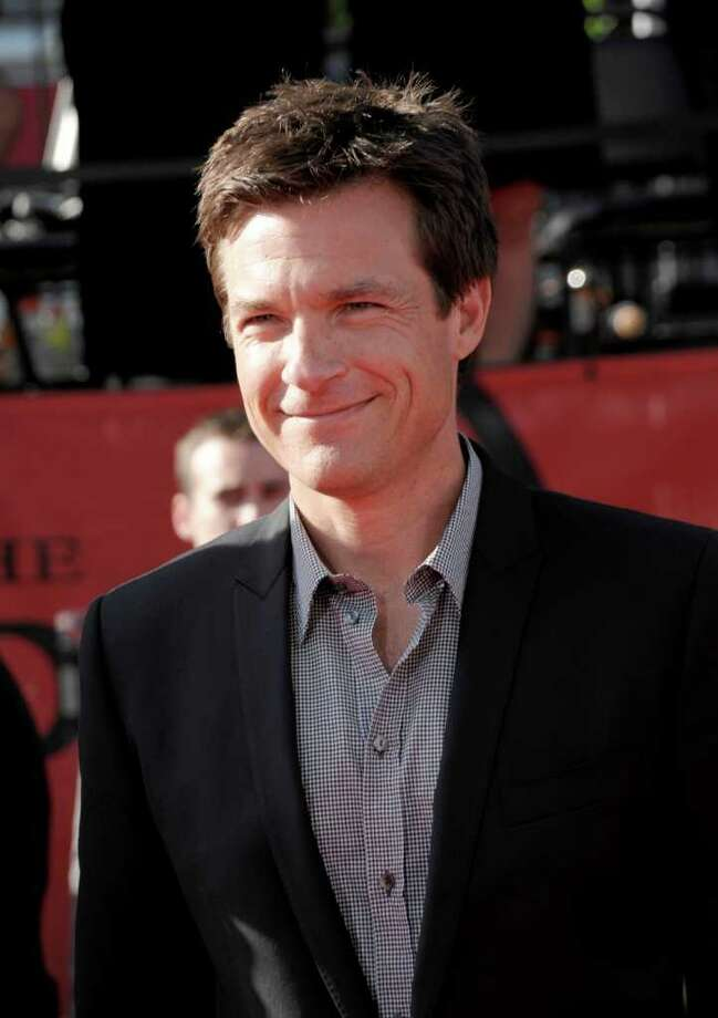 Actor Jason Bateman arrives at the ESPY awards on Wednesday, July 13, 2011, in Los Angeles. (AP Photo/Dan Steinberg) Photo: Dan Steinberg, FRE / R-Steinberg