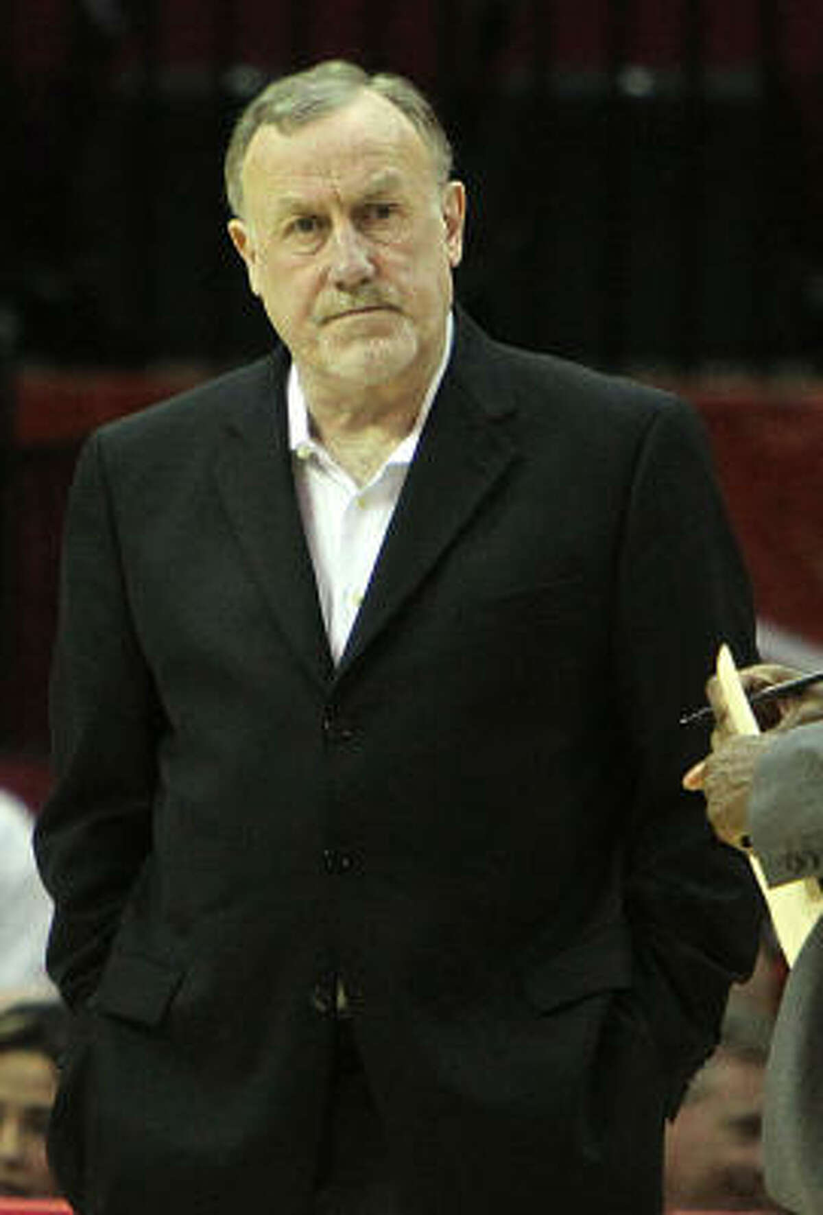 Rick Adelman had long touted lead assistant Elston Turner as his coaching successor, however, the Rockets were not willing to designate Turner for that position.