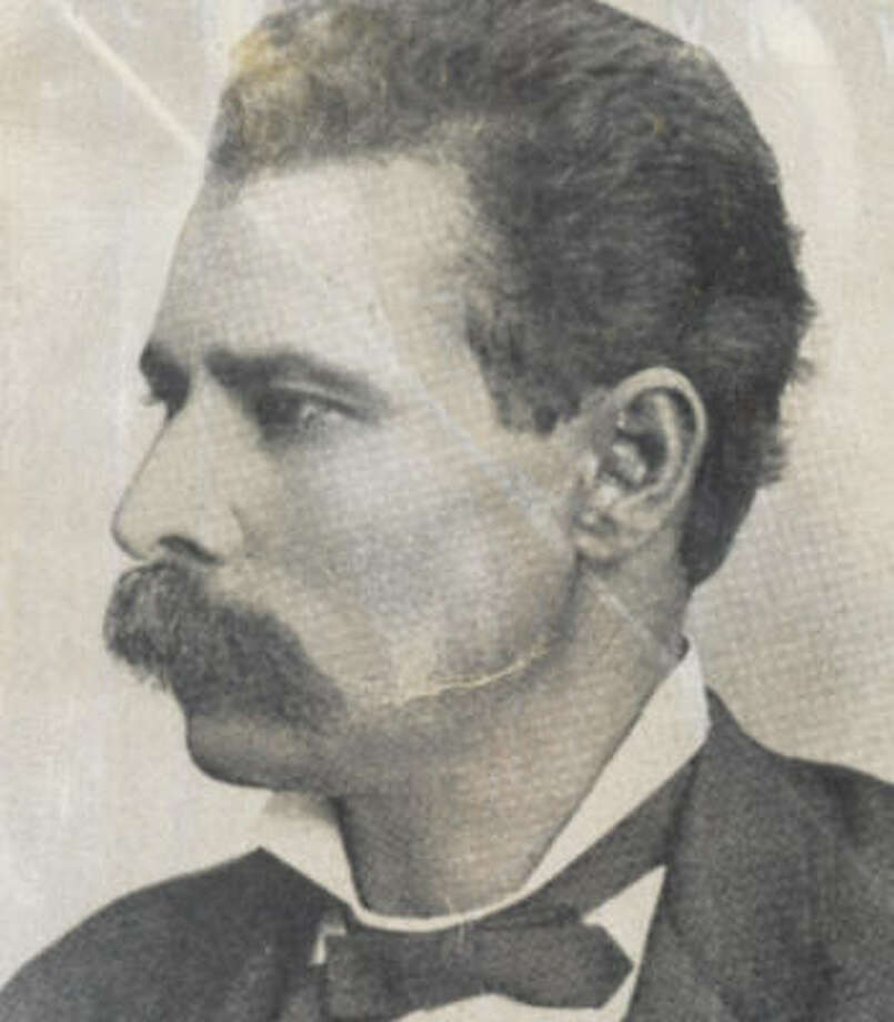 Norris Wright Cuney helped blacks gain jobs and equal wages on the Galveston dock. Photo: Chronicle File
