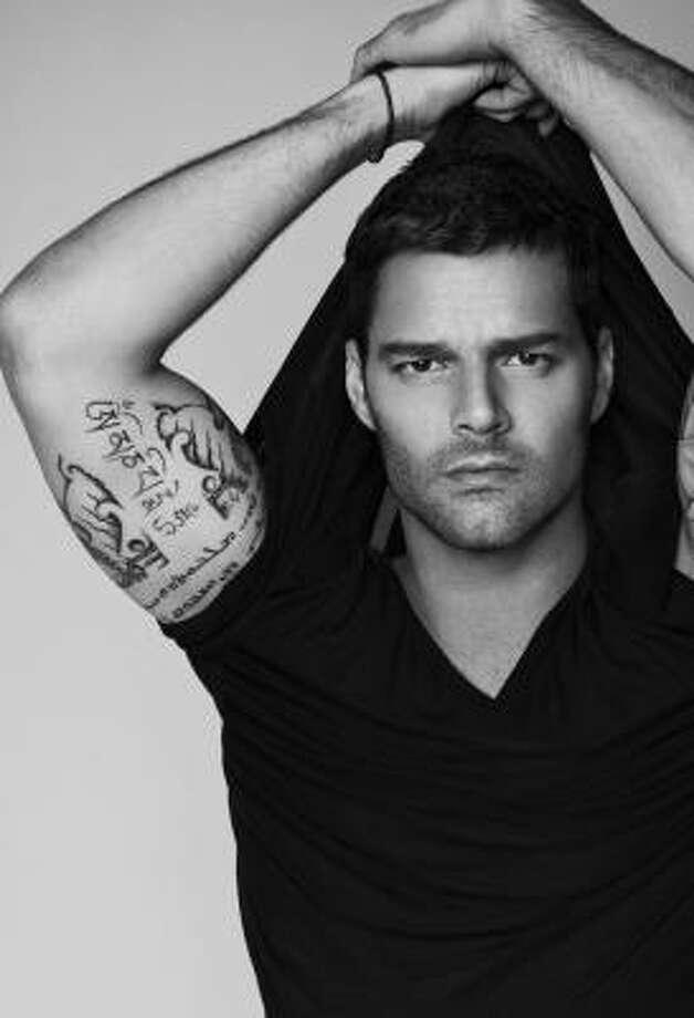 Ricky Martin centra su nuevo disco en historias muy personales. Photo: Mariano Vivanco, Rondene PR